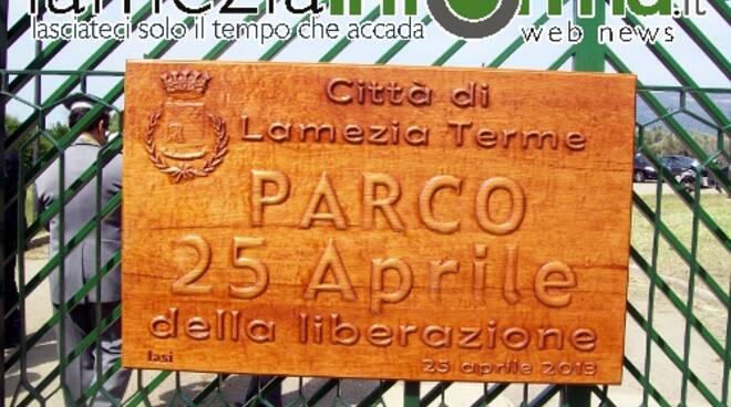 parco 25 aprile
