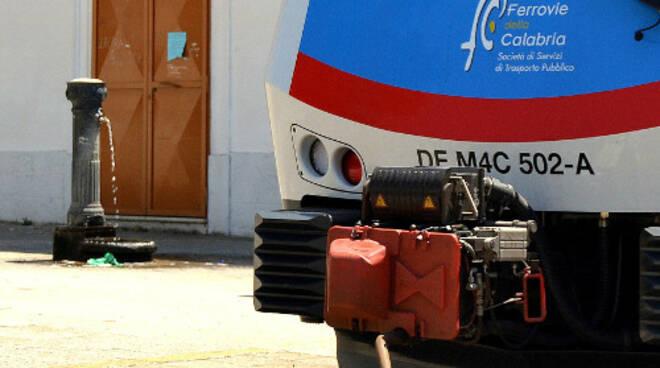 ferrovie della calabria treno