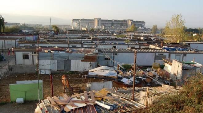 campo rom scordovillo