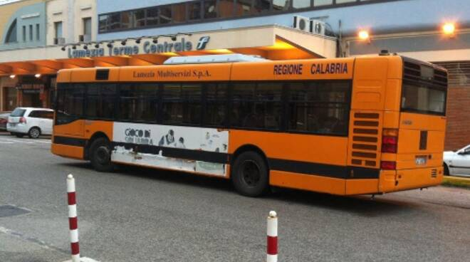 autobus stazione lamezia