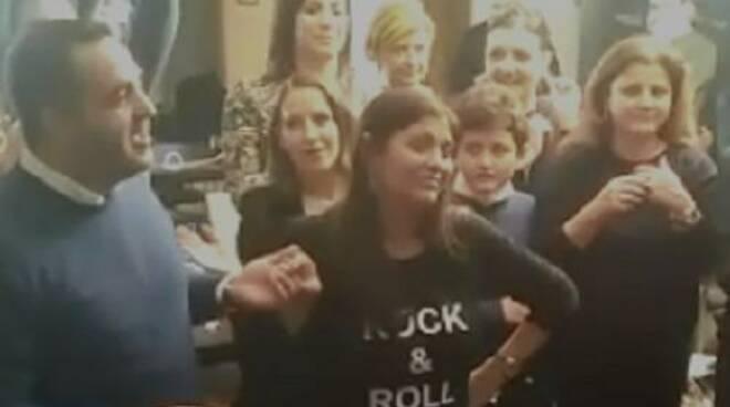 Regionali La Festa Di Jole Tra Tarantella E Figli Delle Stelle Video Catanzaroinforma