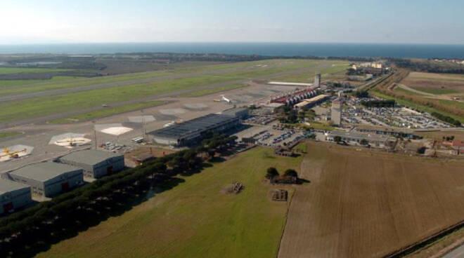 panorama aeroporto