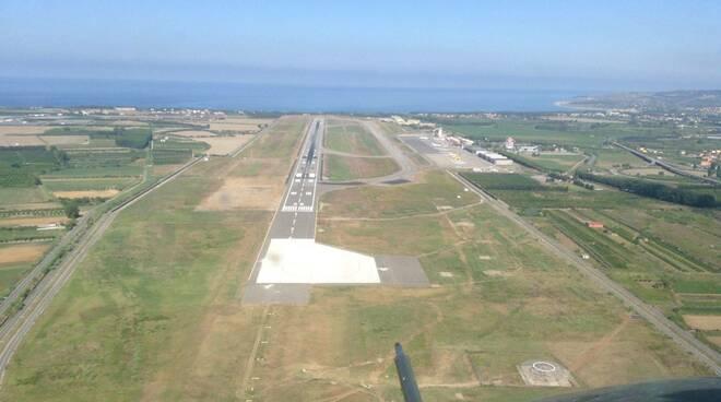 aeroporto pista