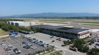 aeroporto parcheggi