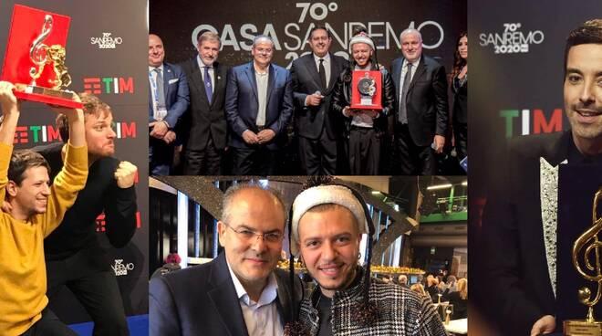 Affidato a Sanremo 2020