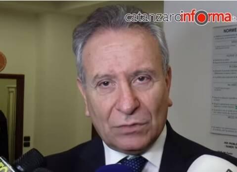Angelo Buscema corte dei conti catanzaro