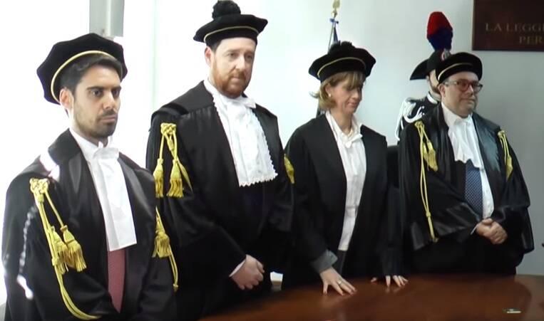 apertura anno giudiziario tar calabria