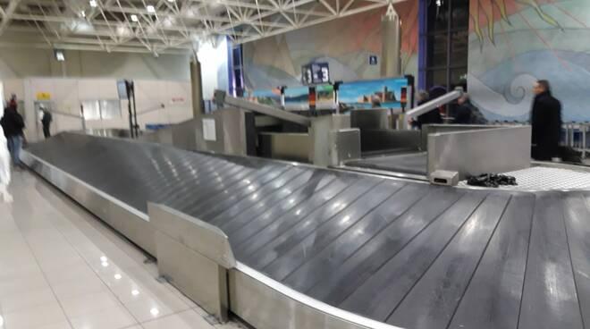 Arrivi aeroporto