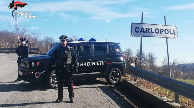 Carabinieri Carlopoli
