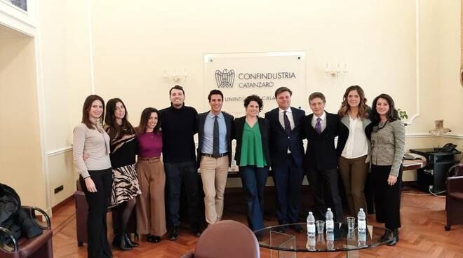 Catanzaro, il gruppo giovani imprenditori incontra le scuole
