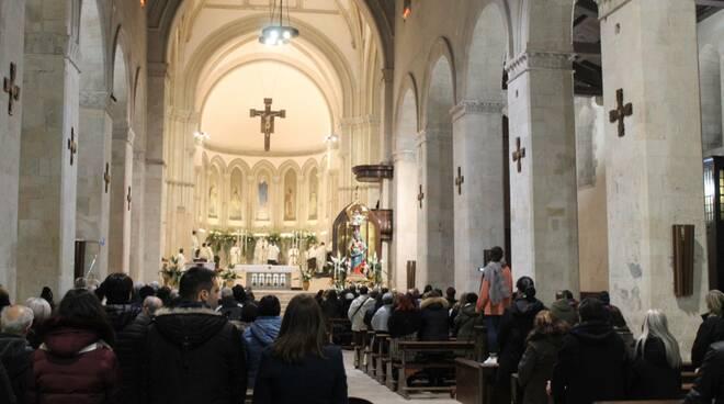 Celebrazioni per il settenario della Madonna del Pilerio