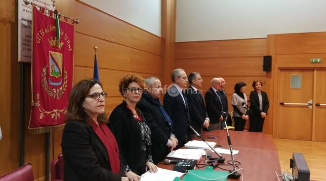 Consiglio comunale 19 febbraio