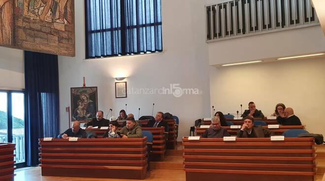 consiglio comunale Catanzaro 26 febbraio