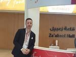 Daniele Rossi a Dubai