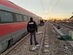 Deragliamento treno muore macchinista calabrese