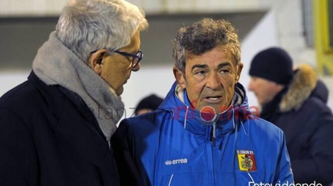Gaetano Auteri Catanzaro Calcio