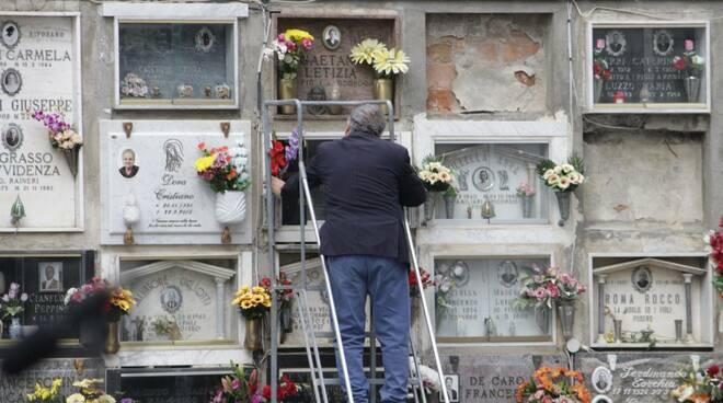 cimitero loculi