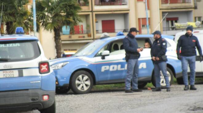 polizia ciampa