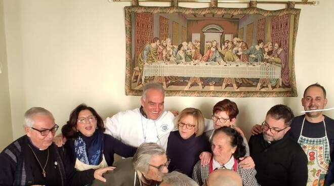 Mensa dei poveri Madonna di Pompei