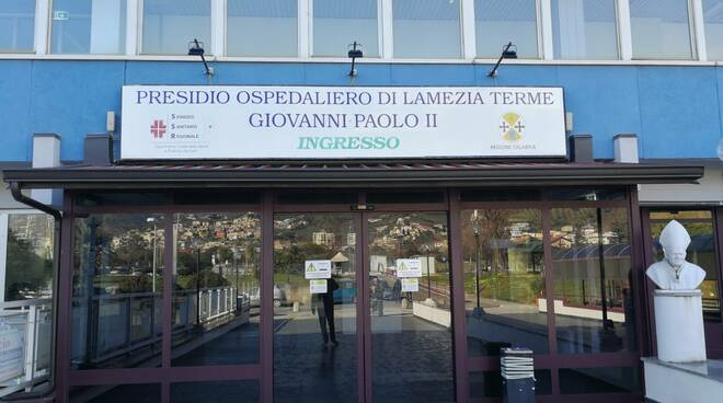 ingresso giovanni paolo II