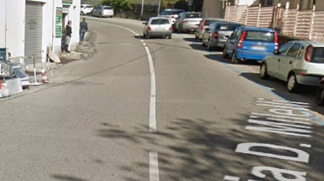 Via Milelli, instant street view