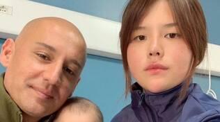 Paolo Dodaro e moglie febbraio 2020