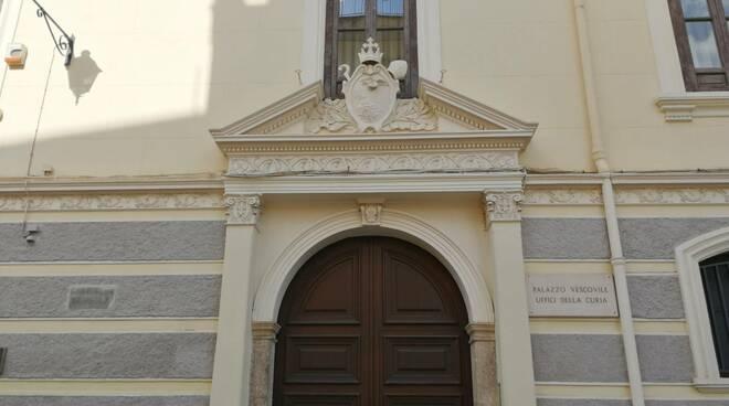 Curia vescovo Lamezia