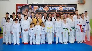 Taekwondo Fun sport center