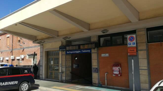 uscita stazione centrale
