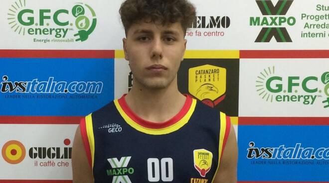 Raffaele Corapi, Planet Basket Under 18
