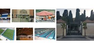 Impianti sportivi e cimitero crotone