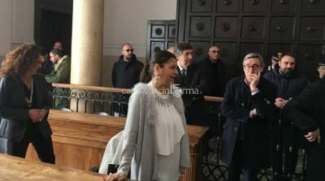 Jole Santelli in Corte appello catanzaro