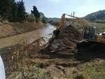 lavori fiume