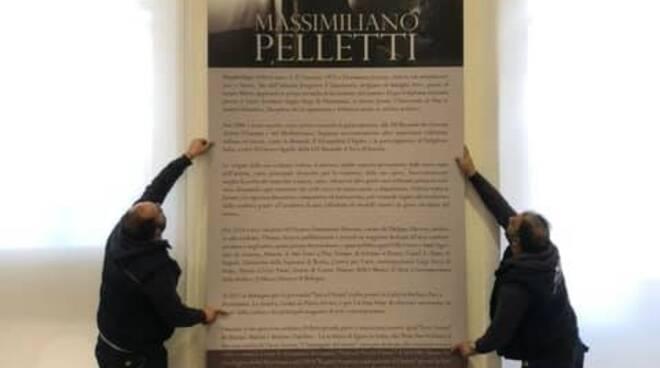 Massimiliano Pelletti mostra al marca catanzaro