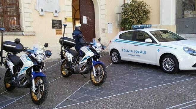 mezzi polizia locale