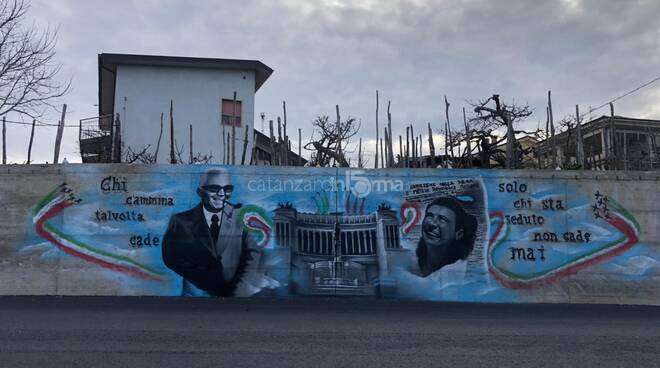 murales via pertini girifalco