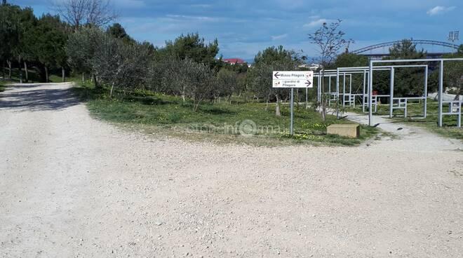 Museo e giardini di Pitagora