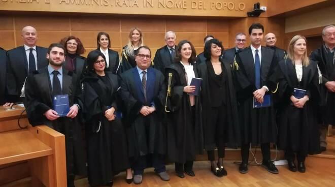 Nuovi avvocati