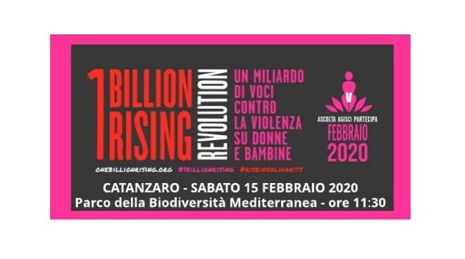 One Billion Rising Catanzaro