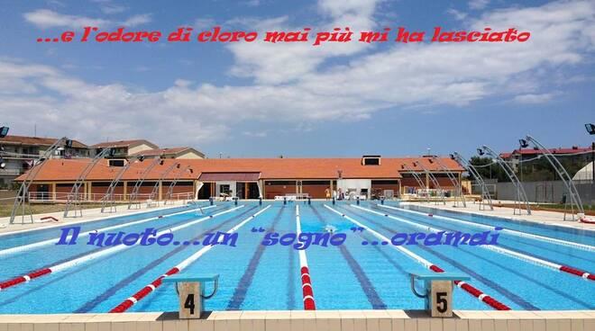 piscina poesia