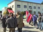 Protesta lavoratori sorical catanzaro