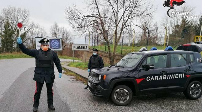 Carabinieri Platania
