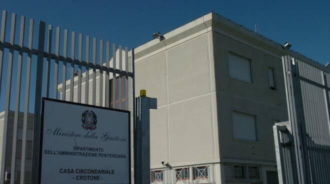 carcere crotone