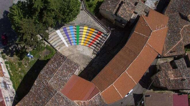 carlopoli anfiteatro