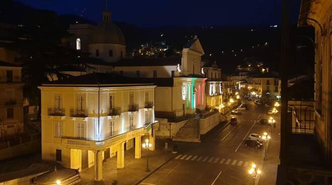 Cattedrale tricolore