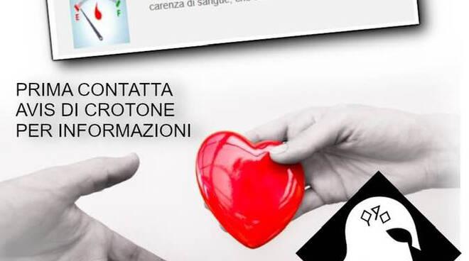 donare il sangue