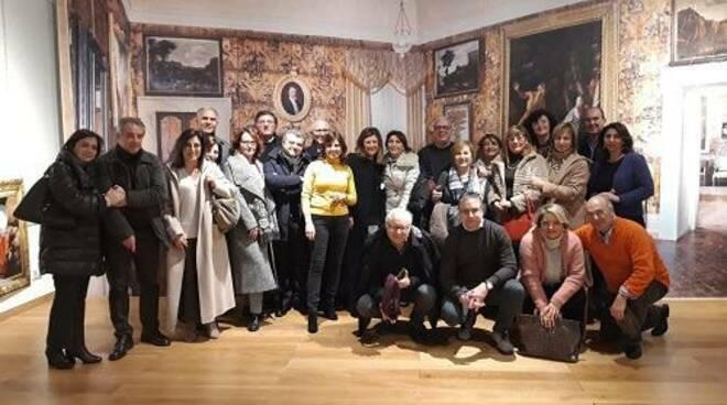 evento su Bernini a Catanzaro numerosi i visitatori