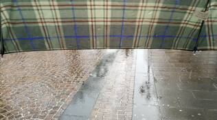 Pioggia Lamezia