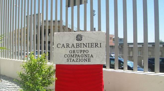 gruppo carabinieri lamezia