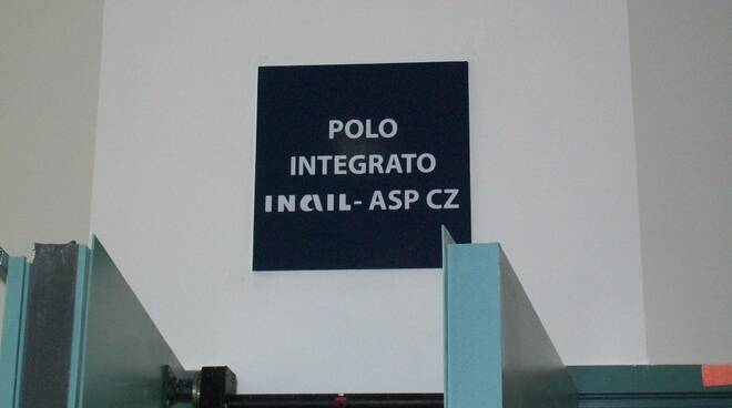 polo integrato inail asp